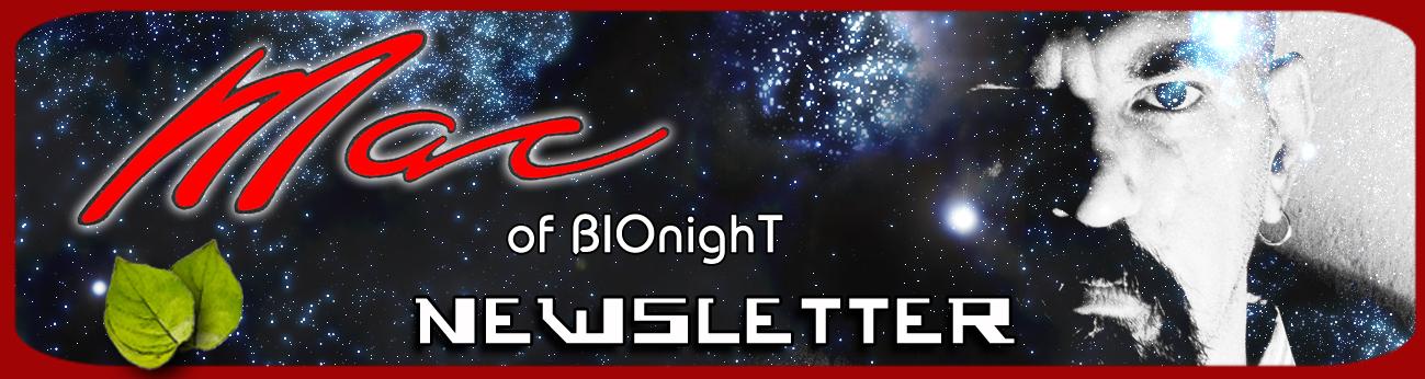 NEWSLETTER Mac of BIOnighT